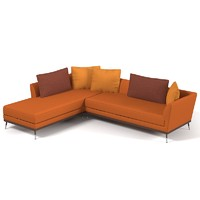 ligne roset figure 3d model