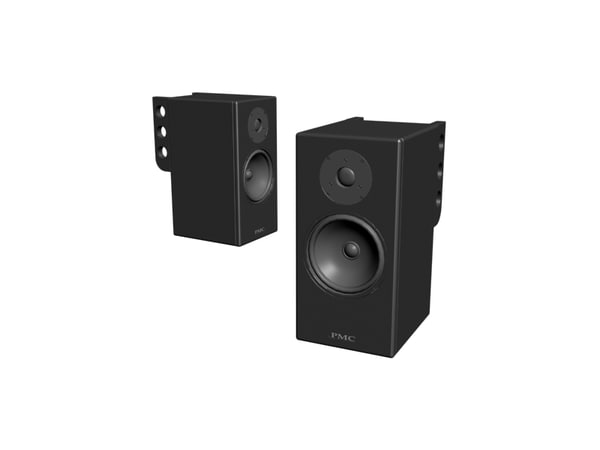 3d model speakers electronics portable