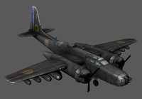 3d model b 26