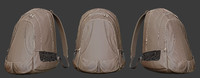 3d model backpack