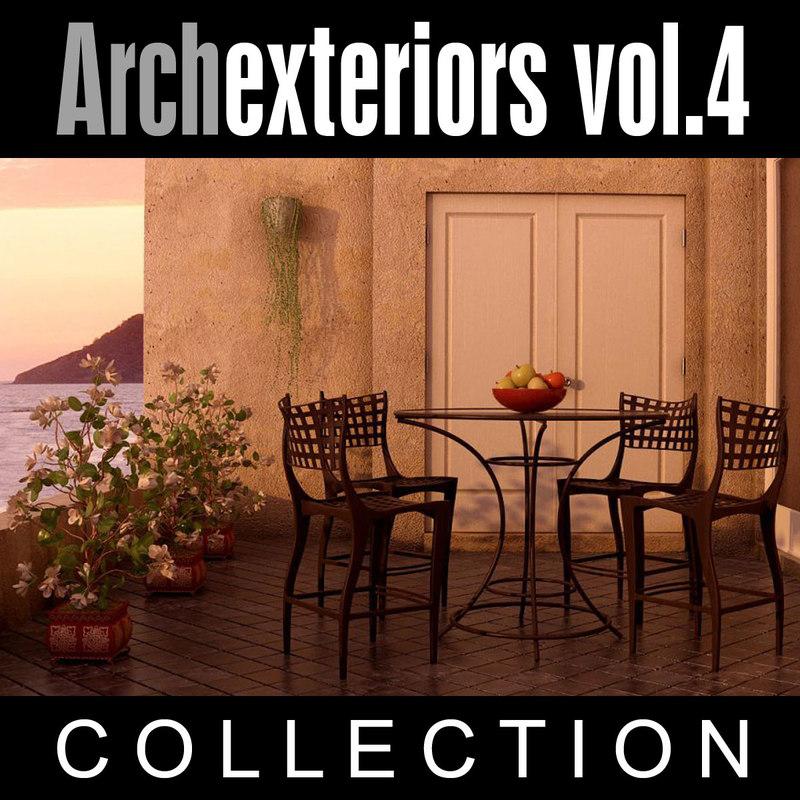 archexteriors vol 4 3d max
