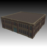 Factory Building 6