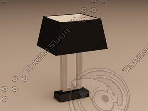 3d eichholtz lamp table arlington model