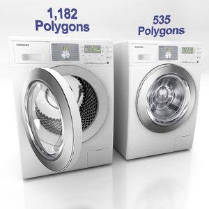 max washing machine b