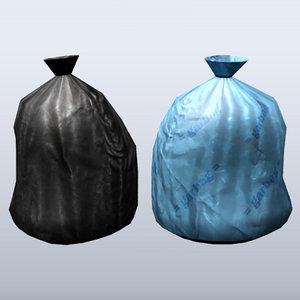 trash bag 3ds