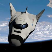HL 20 Lifting-Body Shuttle