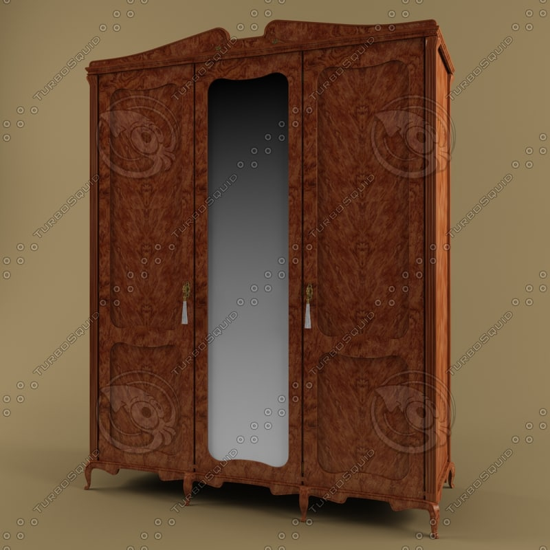 3d cupboard medea liberty