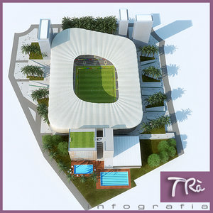 max football facilities