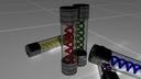 T-Virus 3D models