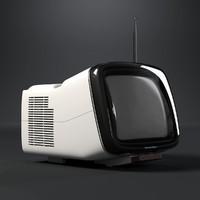 Brionvega Algol TV