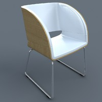 chair hulsta d5 3ds