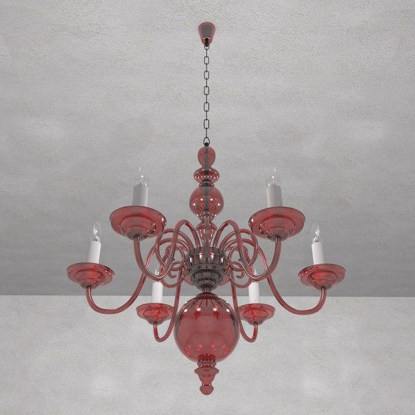 max design chandelier accente