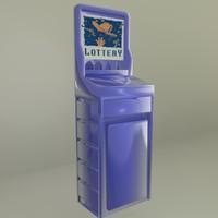Lotto Display