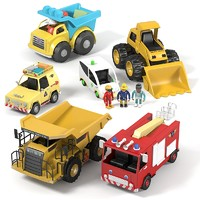 Toy Car Gaming Set