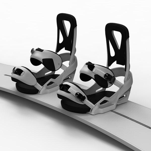 3d snow board