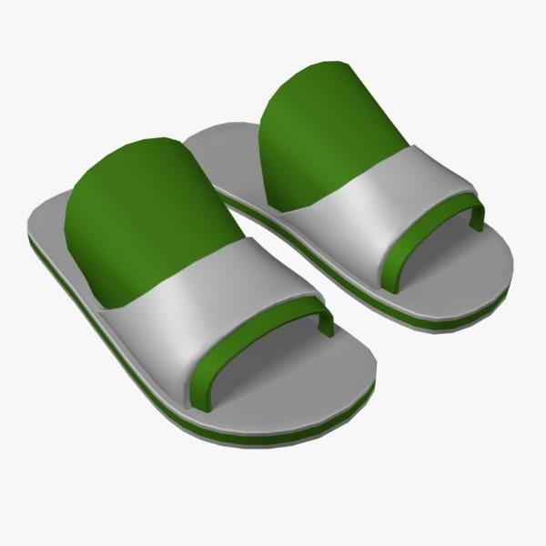 3d sandals shoes footware