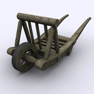 max 15th century wheelbarrow