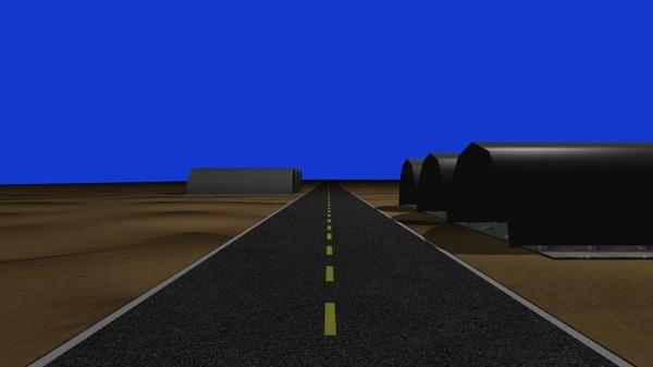airstrip base 3ds free