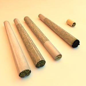 max marijuana joint