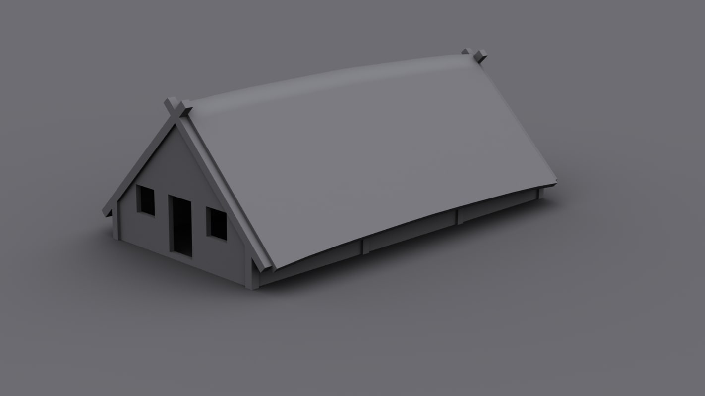 viking style house max