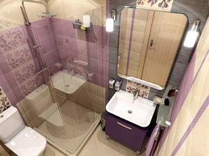 bathroom room 3ds