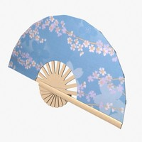 folding fan max