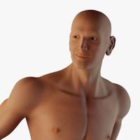 3d model renderer anatomy