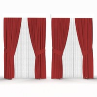 max curtain cloth simulation