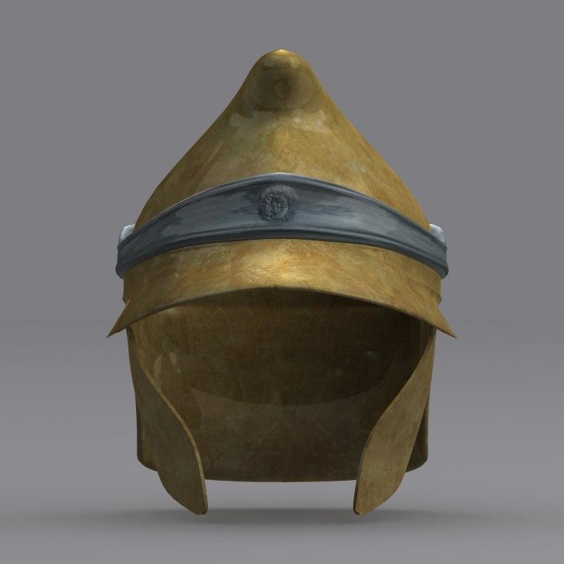 max greek helmet epeirote elite