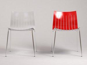 chair airy swivel 3d max