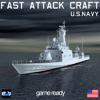 Fast Attack Craft / US Patrol Boat