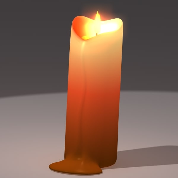 max candle flame