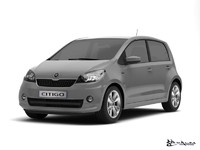 max skoda citigo 5door 2013