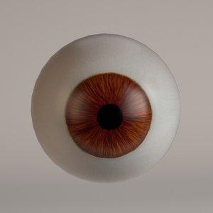 human eye 3ds