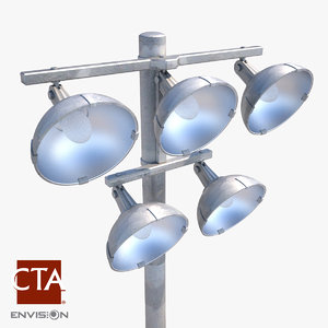 3d sports lighting