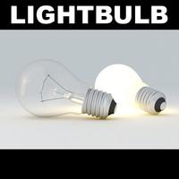 3dsmax lightbulb light bulb