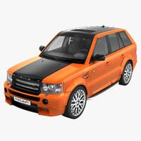 Range Rover Sport KAHN