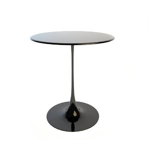 3d knoll saarinen table