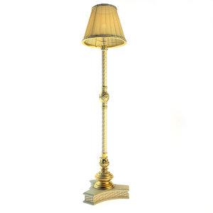 3d model of lamp techi nova 3127