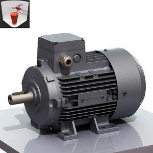3dm 90 electric motor
