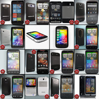 HTC Phones Collection V5