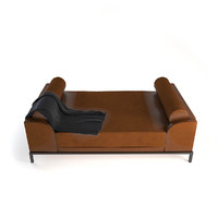 autan daybed liaigre holly 3d model