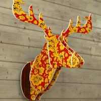 deer head 3ds
