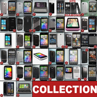 HTC Phones Collection V7