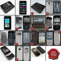 Nokia Phones Collection V12