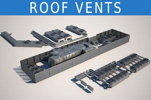 roof vents fbx