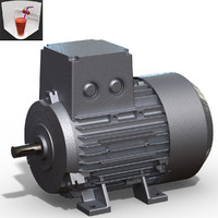 3ds max 71 electric motor
