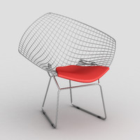 3d max diamond chair