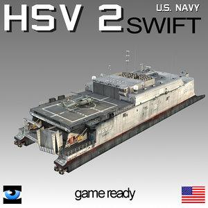 3dsmax navy hsv-2 swift