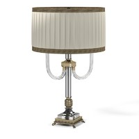 Italamp 530 classic table glass luxury lamp